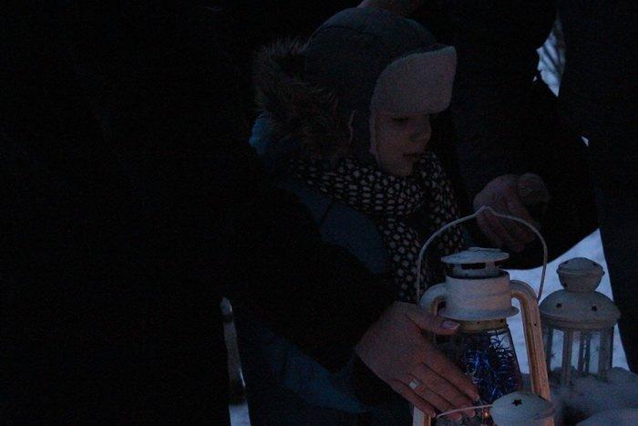 Новогодние приключения в витебском лесу: дети «зажигают» - родители отдыхают, фото-8