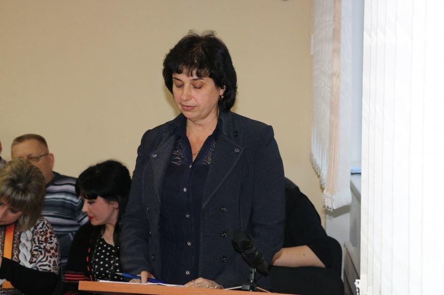 В новосозданной громаде Бахмутского района назначили депутатов и городского голову, фото-5