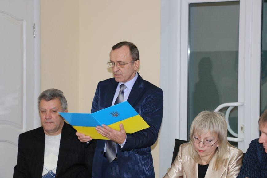 В новосозданной громаде Бахмутского района назначили депутатов и городского голову, фото-2