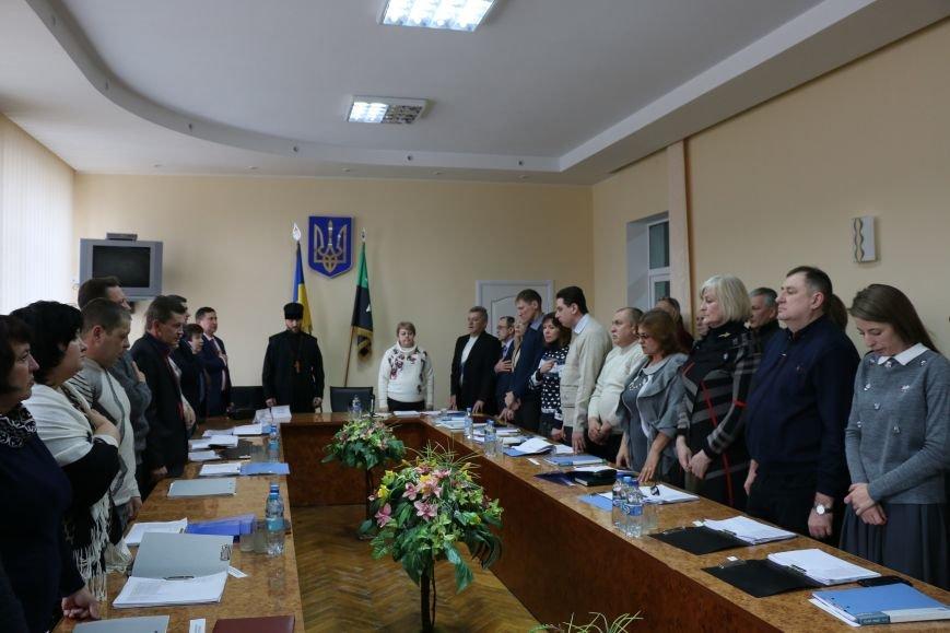 В новосозданной громаде Бахмутского района назначили депутатов и городского голову, фото-1
