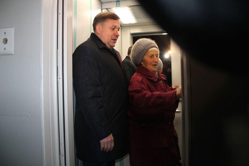 В Мариуполе запустили лифт, который не работал более 10 лет (ФОТО), фото-2