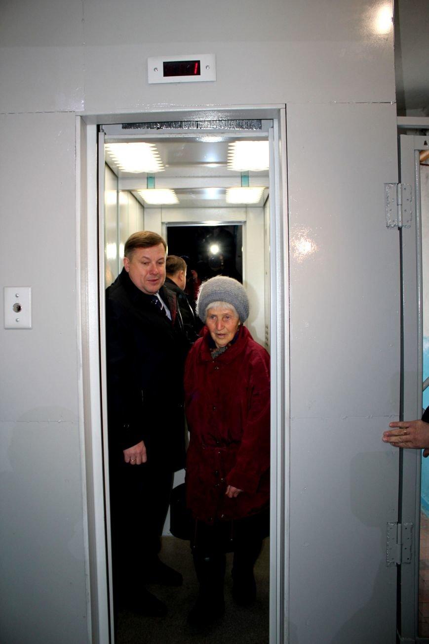 В Мариуполе запустили лифт, который не работал более 10 лет (ФОТО), фото-3