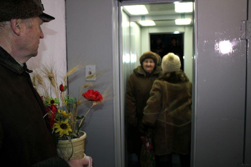 В Мариуполе запустили лифт, который не работал более 10 лет (ФОТО), фото-8