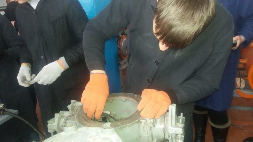 Для учащихся горного лицея Мирнограда провели интегрированный урок, фото-1