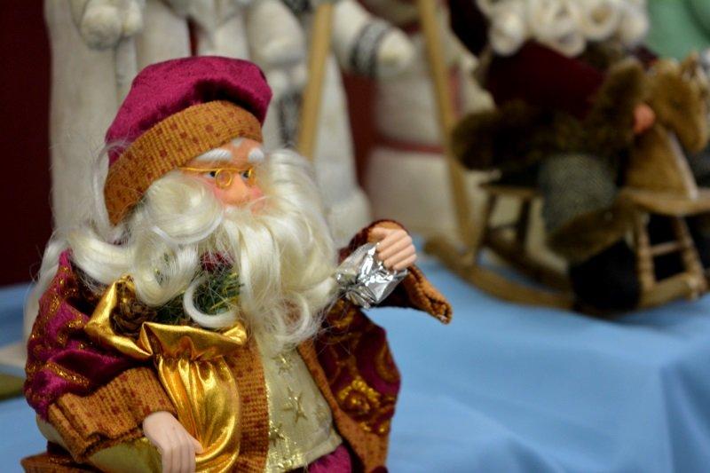 «Музей елочных игрушек» в Новополоцке: фотогалерея лучших экспонатов, фото-31
