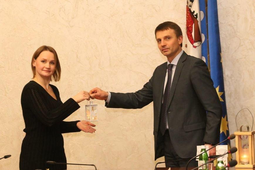 Студенты Каменского встретились с главой облсовета, фото-3