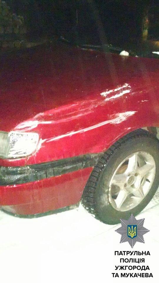 У різдвяну ніч патрульні Закарпаття виявили з десяток нетверезих водіїв: фото, фото-5