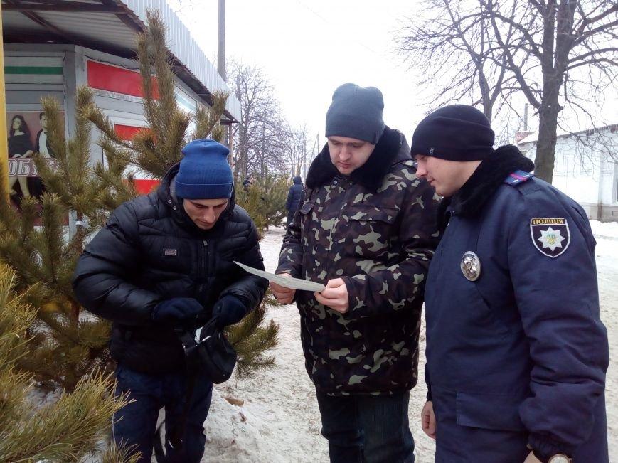 Конотопська поліція попереджає: незаконна вирубка лісових насаджень карається Законом (ФОТО), фото-2