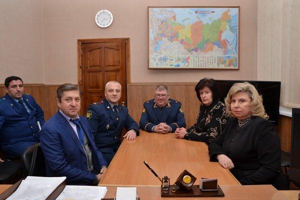 МоскальковаиЛутковскаяпосетилиСИЗО