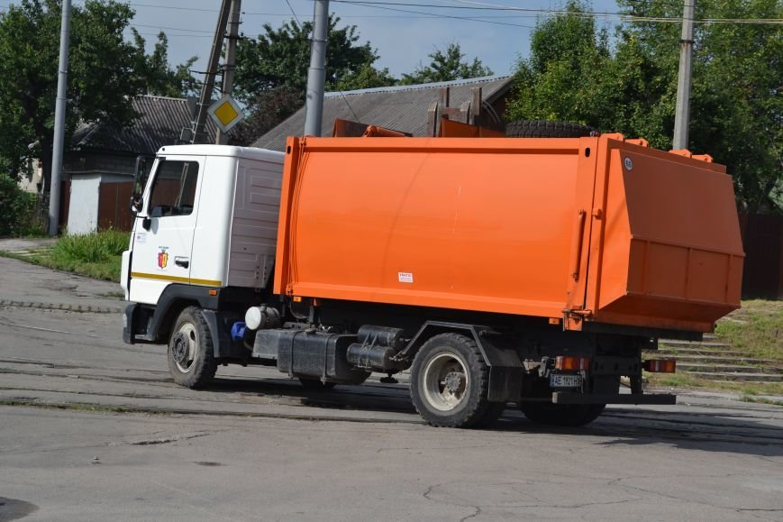 Для жителей частного сектора Каменского изменится тариф за вывоз мусора, фото-3