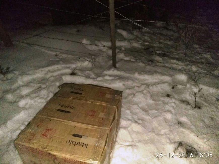 Буковинці перед новорічними святами заробляють на контрабанді, фото-1