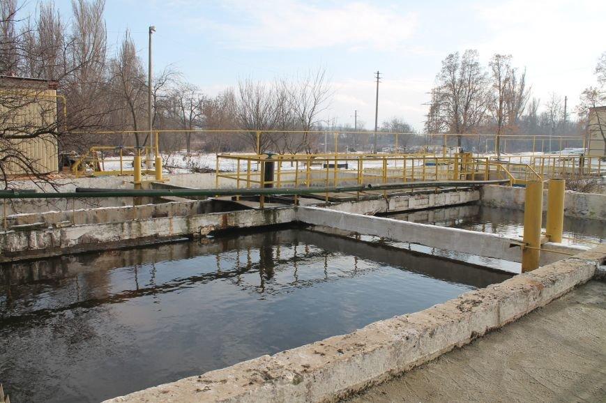 Наконец построили: первый этап реконструкции очистных сооружений завершен, фото-15