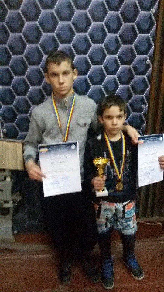 наши маленькие чемпионы