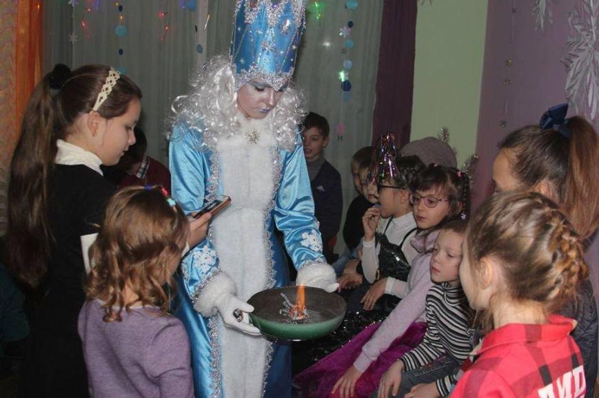 На детском утреннике устроили шоу с жидким азотом (фото), фото-9