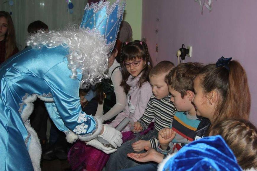 На детском утреннике устроили шоу с жидким азотом (фото), фото-7