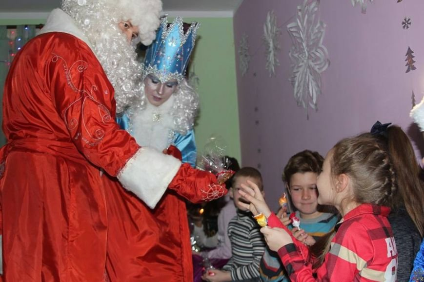 На детском утреннике устроили шоу с жидким азотом (фото), фото-11