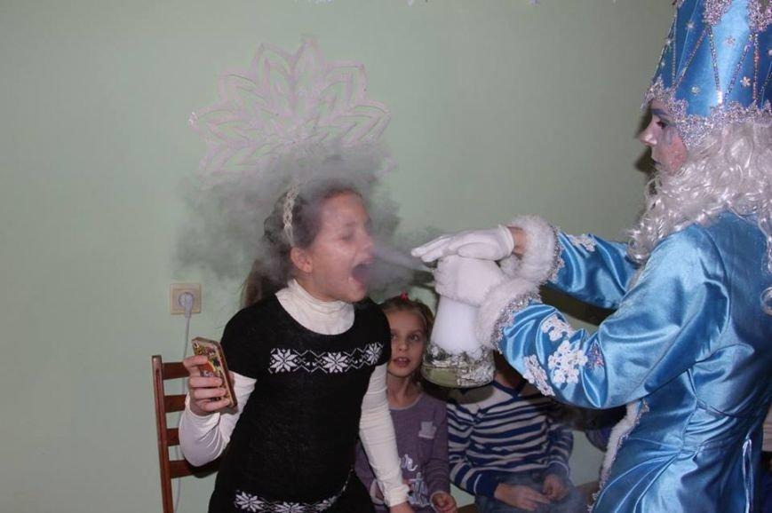 На детском утреннике устроили шоу с жидким азотом (фото), фото-4