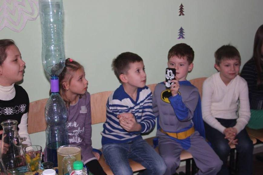 На детском утреннике устроили шоу с жидким азотом (фото), фото-8