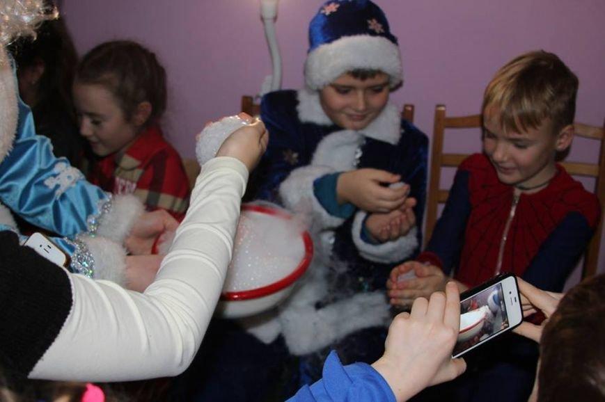 На детском утреннике устроили шоу с жидким азотом (фото), фото-1