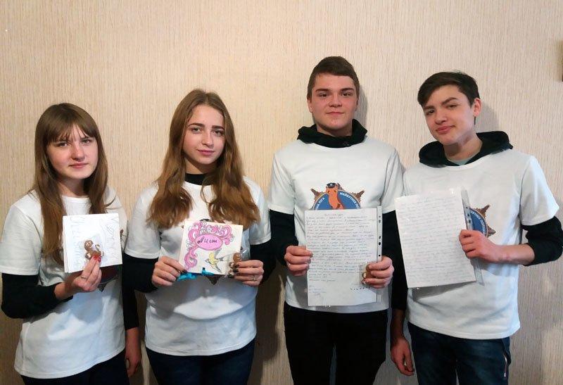 «Пряничная почта» подружила Лиговцев с детьми Запада, фото-1