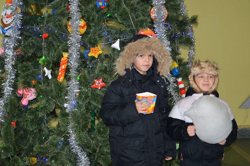 В Днепровском цирке детям спасателей уделили особое внимание (ФОТО), фото-2