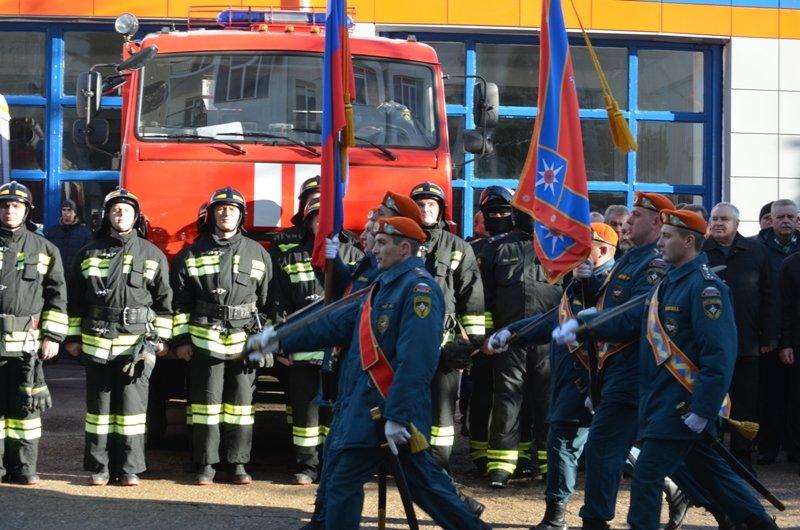 Севастопольский гарнизон МЧС отпраздновал День Спасателя, фото-1