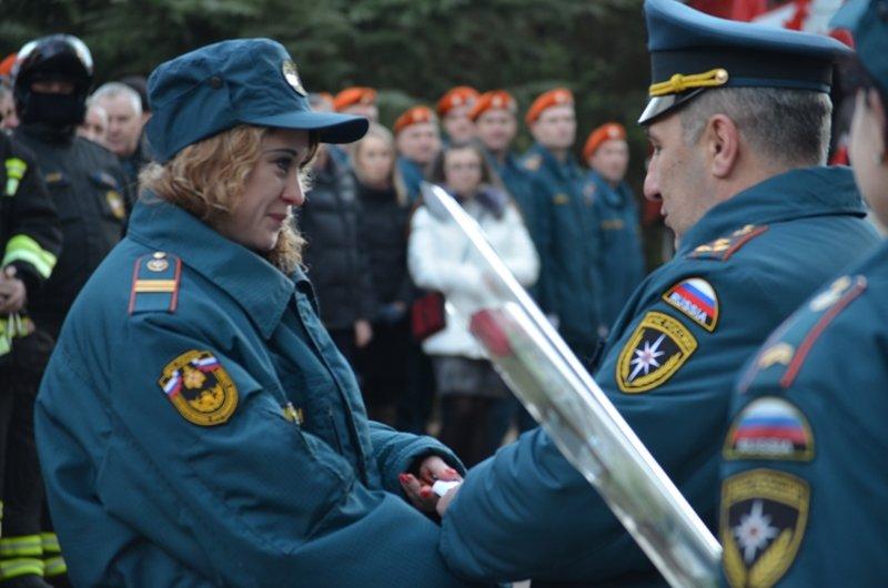 Севастопольский гарнизон МЧС отпраздновал День Спасателя, фото-2