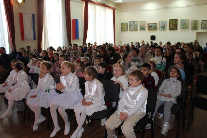 Новогодняя сказка для ялтинских детей, фото-1