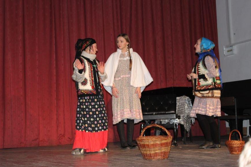 Новогодняя сказка для ялтинских детей, фото-2