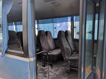 В Ульяновске загорелся автобус с людьми. ФОТО, фото-2