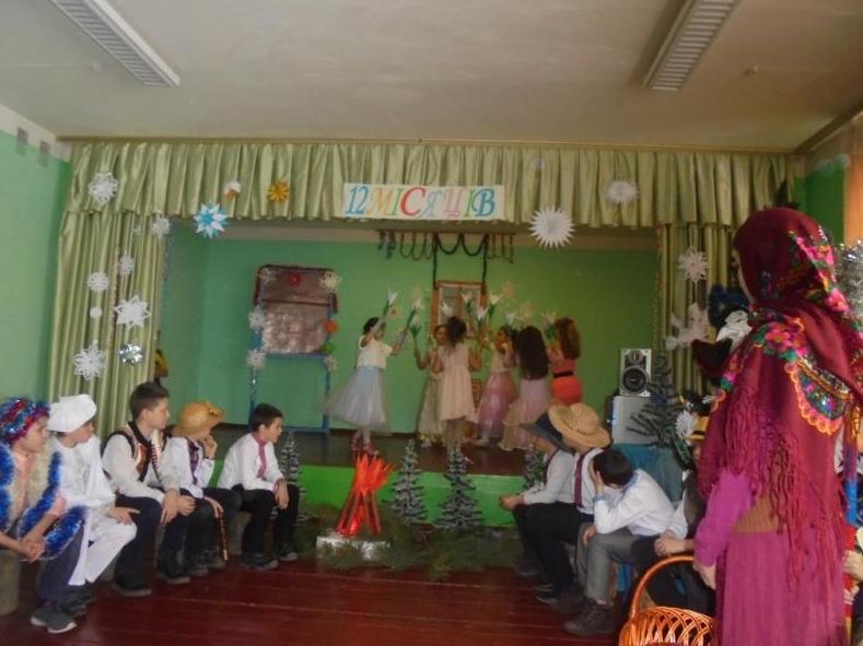 Учні Броварського району подарували передноворічну казку, фото-2