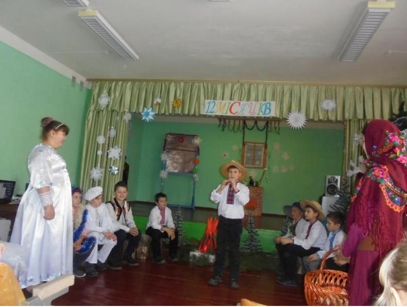 Учні Броварського району подарували передноворічну казку, фото-1