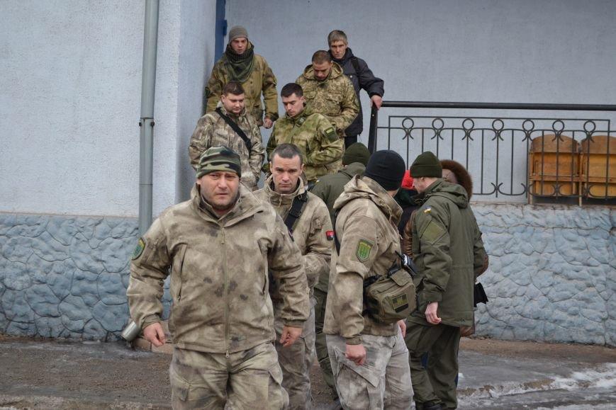 В Каменском простились с погибшим в АТО Александром Морозом, фото-2