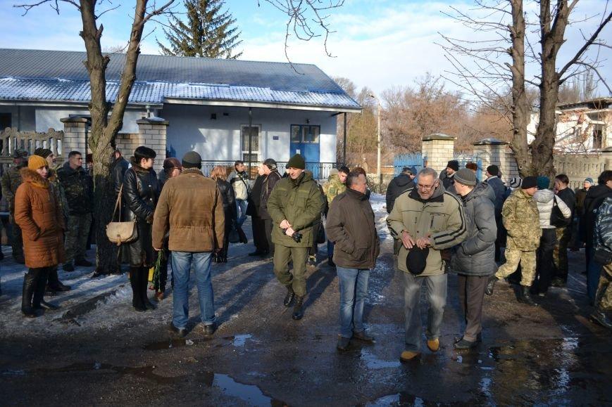 В Каменском простились с погибшим в АТО Александром Морозом, фото-8