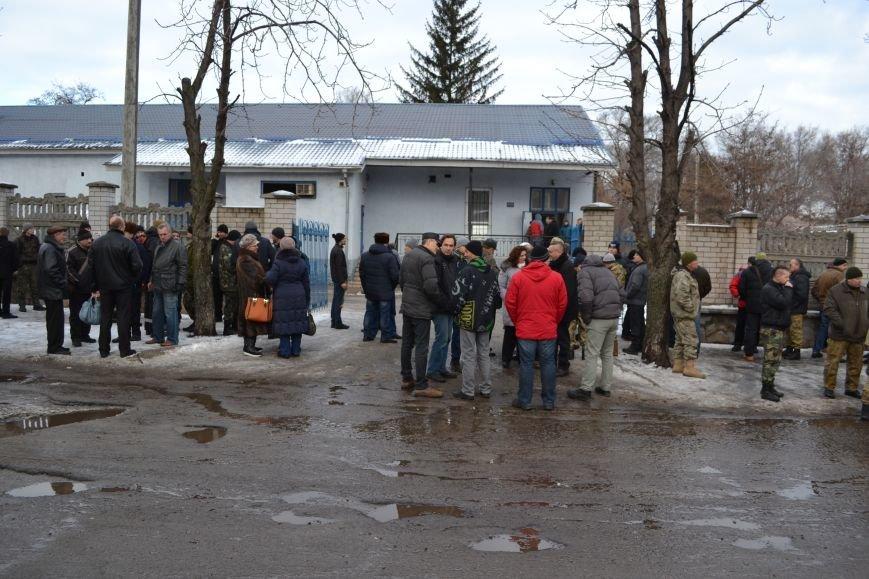 В Каменском простились с погибшим в АТО Александром Морозом, фото-3