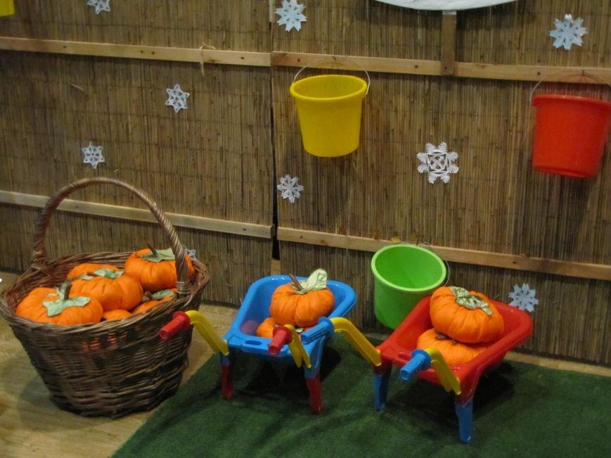 В Мелитополе открылась резиденция Деда Мороза (фоторепортаж), фото-5