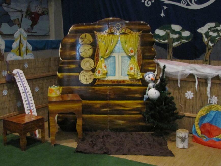 В Мелитополе открылась резиденция Деда Мороза (фоторепортаж), фото-4