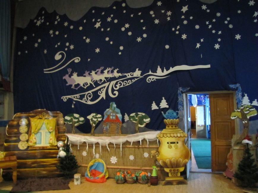 В Мелитополе открылась резиденция Деда Мороза (фоторепортаж), фото-11