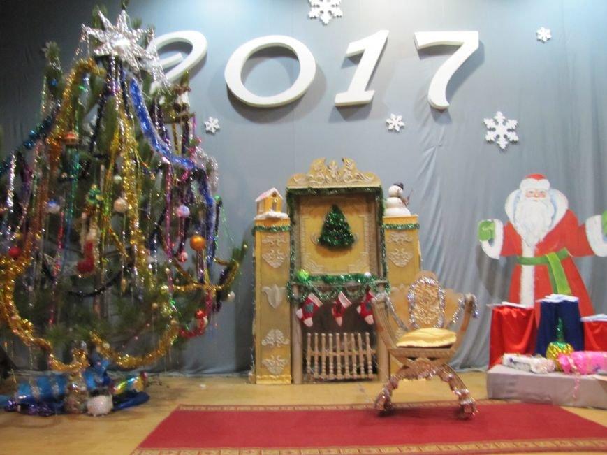 В Мелитополе открылась резиденция Деда Мороза (фоторепортаж), фото-12