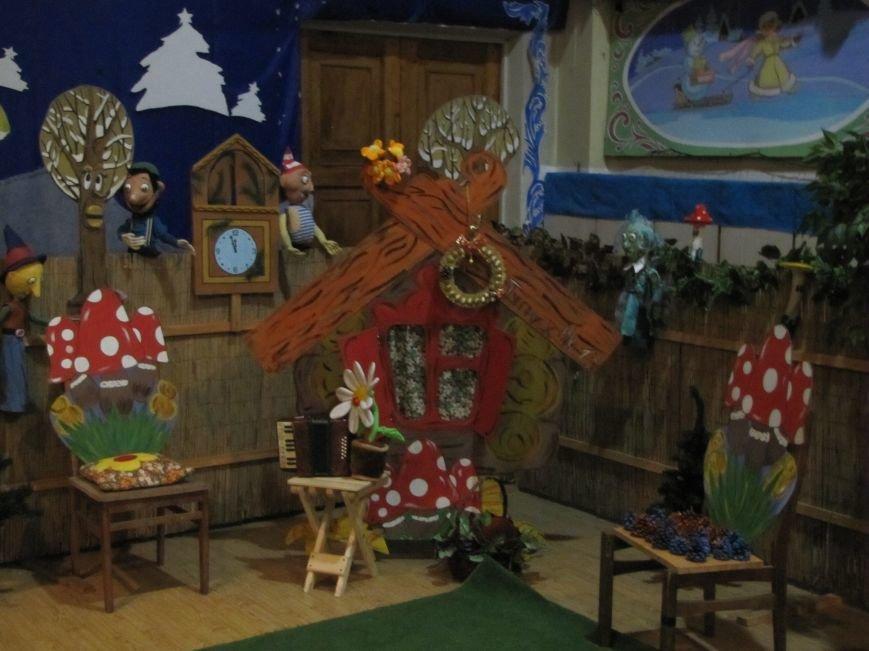 В Мелитополе открылась резиденция Деда Мороза (фоторепортаж), фото-9