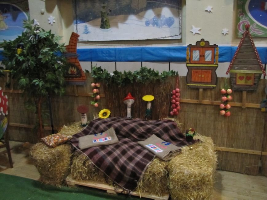 В Мелитополе открылась резиденция Деда Мороза (фоторепортаж), фото-10