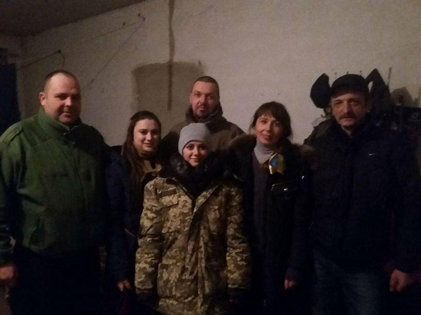 """Марина Божок: """"В Красногорівці на першому місці позитив!"""", фото-1"""