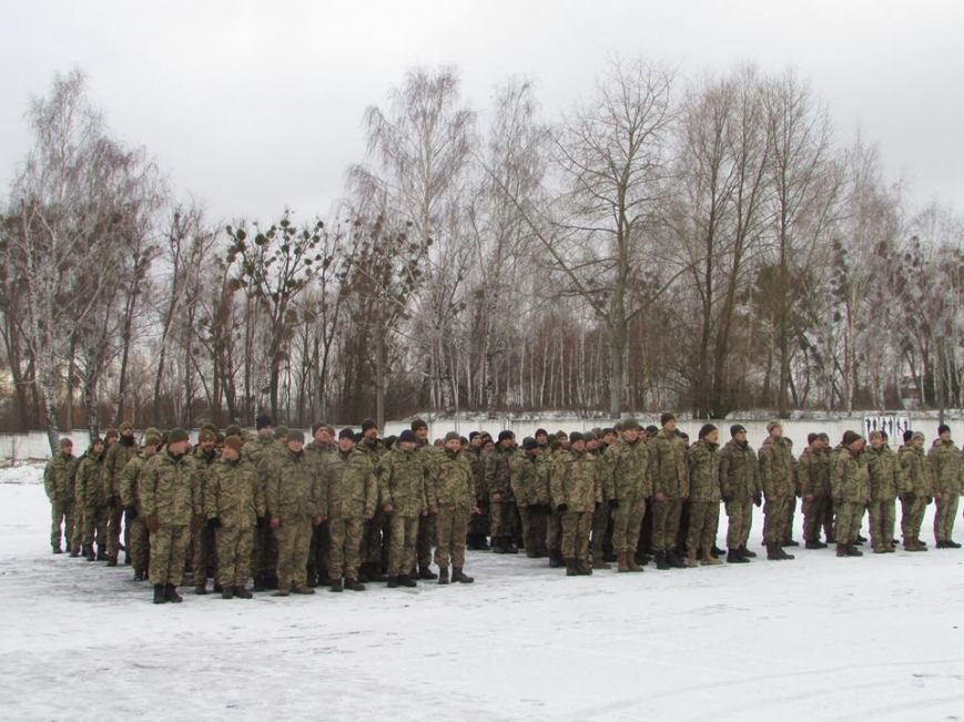 Відбулася урочиста зустріч військовослужбовців, які прибули з району виконання бойових завдань, фото-3