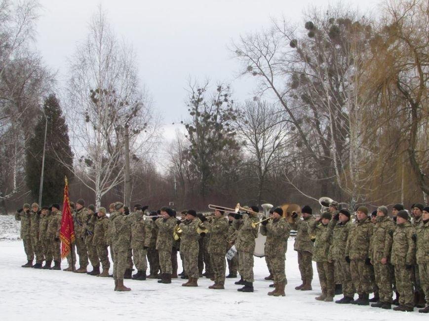 Відбулася урочиста зустріч військовослужбовців, які прибули з району виконання бойових завдань, фото-2