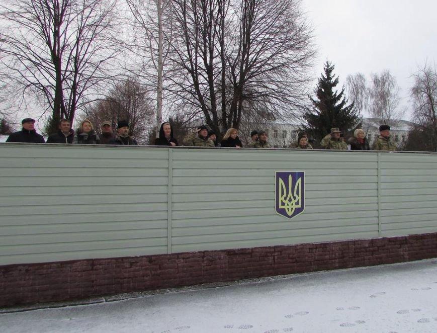 Відбулася урочиста зустріч військовослужбовців, які прибули з району виконання бойових завдань, фото-5