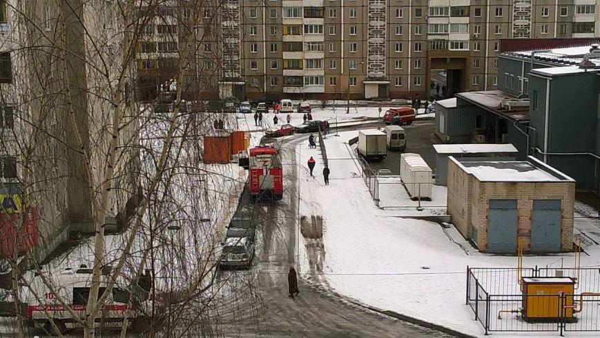 Пожар в многоэтажке на улице Молодежной в Новополоцке: погиб мужчина. Обновлено, фото-4