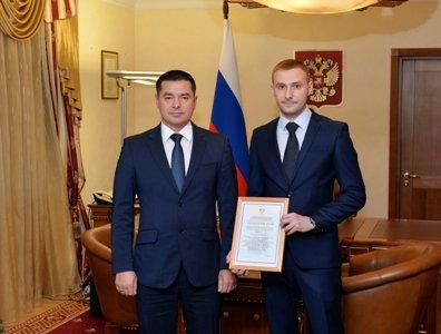 А.Ямохин и Е.Полозков