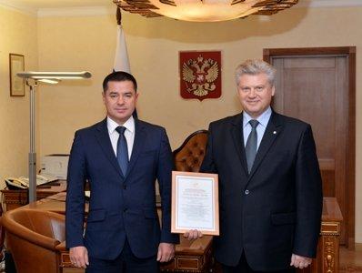А.Ямохин и Е.Калашник