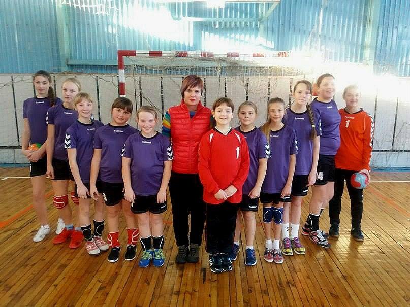 терновчанки победили в зональной подгруппе чемпионта страны 2016