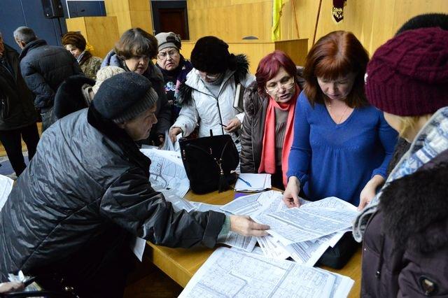 В Доброполье состоялась встреча активистов общественной инициативы«Клумбное движение», фото-1